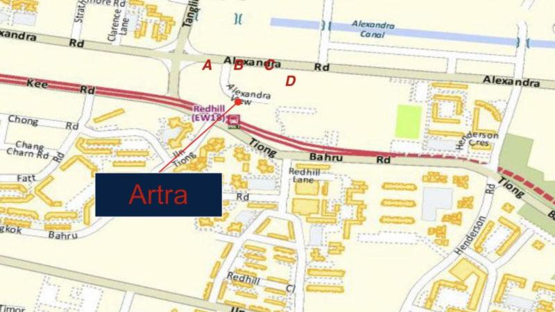 Artra, Artra Condo, New Launch Redhill, Redhill MRT Condo