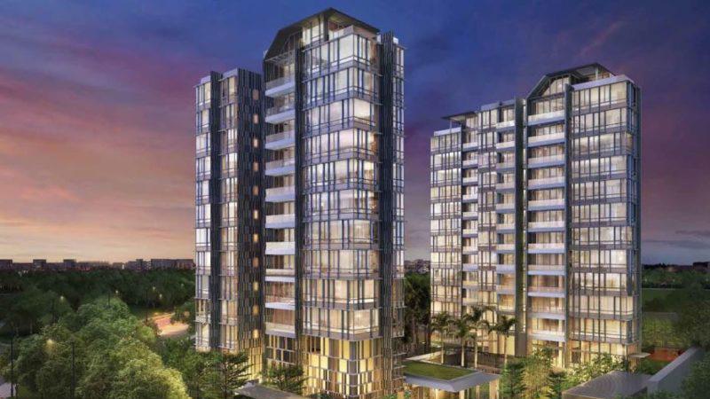 One Balmoral, Luxury Home Singapore