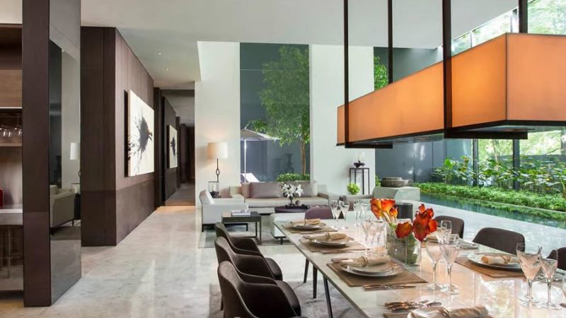 Leedon Residence, Luxury Home Singapore