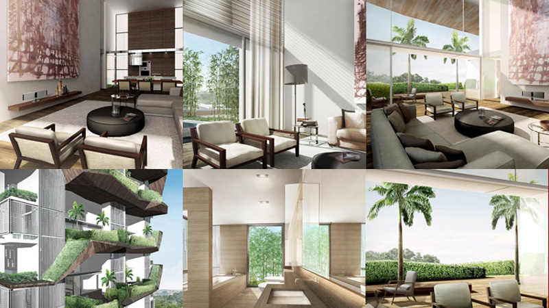 The Oliv, Luxury Home Singapore