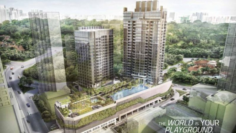 Cairnhilll Nine, Cairnhill 9, Luxury Home Singapore