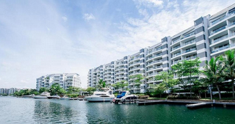 oceanfront marina residential communities