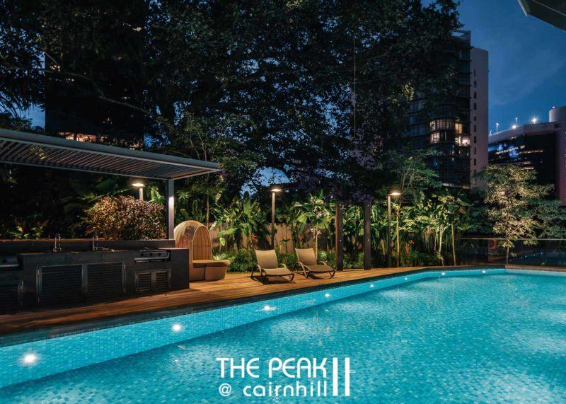 The Peak @ Cairnhill 2, Luxury Home Singapore