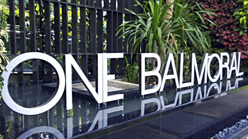 One Balmoral, Luxury Home Singapore