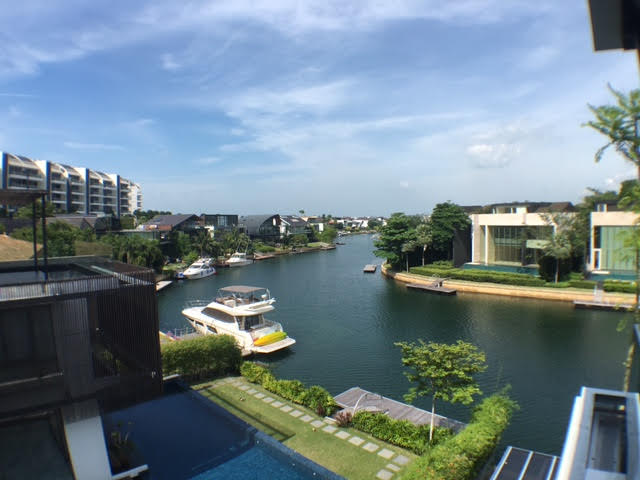 Sentosa Cove Luxury Home, Waterfront Villas, Bungalow