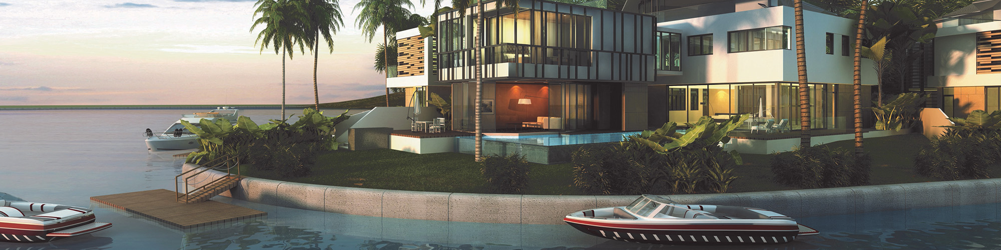 Waterfront Villa, Luxury Home Singapore