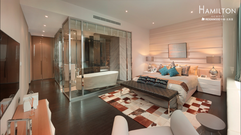 Reignwood Hamilton Scotts Luxury Bedroom
