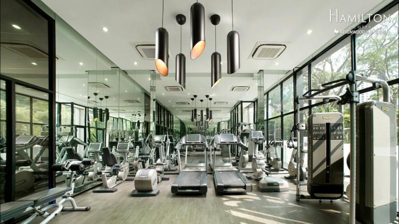 Reignwood Hamilton Scotts Gym